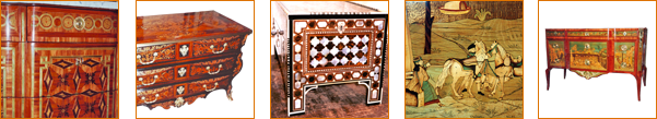 Restauration mobilier ancien